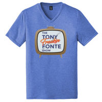 The Tony Freaking Fonte Show Perfect V-neck Tee Thumbnail