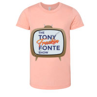 Tony Freakin' Fonte Show -Youth Triblend Jersey Short Sleeve Tee Thumbnail