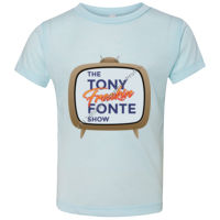 Tony Freakin Fonte Show - Toddler Triblend Short Sleeve Tee Thumbnail