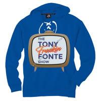 The Tony Freakin Fonte Show J.America Sport Laces Hoodie 2 Thumbnail